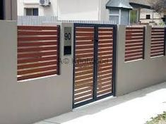 3 Super Genius Tricks: White Fence Diy pallet fence with lights.Fence And Gates Steel farm fence decoration.Fence And Gates Cement. Pallet Fence, Diy Fence, Fence Landscaping, Backyard Fences, Garden Fencing, Modern Landscaping, Fence Gate, Fence Ideas, Garden Ideas