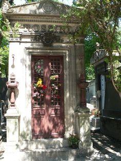 Perelachaise-Rossini-p1000343 - Liste de personnalités enterrées au cimetière du Père-Lachaise — Wikipédia