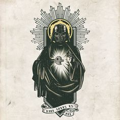Paulo Capdeville – Star Wars Old School Tattoos