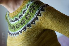 Ravelry: gosik's Norwegian Spring Chick Ravelry, Men Sweater, Short Sleeves, Silk, Knitting, Spring, Highlight, Larger, Pattern
