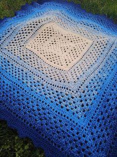 Sweet Dream Baby Blanket - Free Pattern