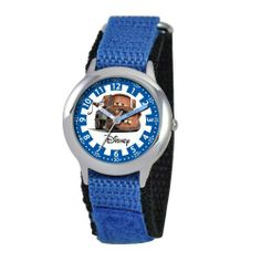 Make it a fun activity with the help of these cute Disney Time Teacher  watches featuring characters your boy knows and loves. Old time favourites. 6a269c3e6f