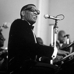 "Ray Charles had the most unique voice in popular music. He would do these improvisational things, a little laugh or a ""Huh-hey!"" It was as if something struck him as he was singing and he just had to react to it. He was getting a kick out of what he was doing. And his joy was infectious. For a free mini course How To Avoid The 12 Biggest Singing Mistakes HowToSingSchool.com"