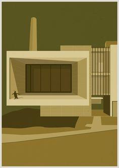 Museo Can framis, Jordi Badia.  ARCHIZOO BCN - federico babina