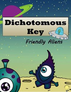 The Dichotomous Key of Friendly Aliens with Guide How to ...