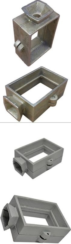 Casting Tools 179254: Casting Flask Cast Iron Mold For Delft Sand Casting Metal Jewelry Making Tool Nw -> BUY IT NOW ONLY: $46.99 on eBay!