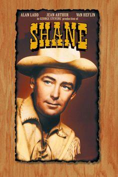 Os Brutos Também Amam (Shane, de George Stevens - 1953) O garotinho gritando Shane, Shane, Shane é uma das coisas mais irritantes que já vi nos faroestes, mas o filme é ótimo.