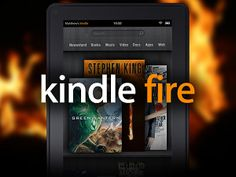 New Kindle Fire HDX Review