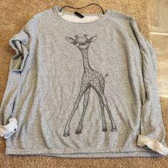 Sweater Sweater  used one time Eric+lani Sweaters
