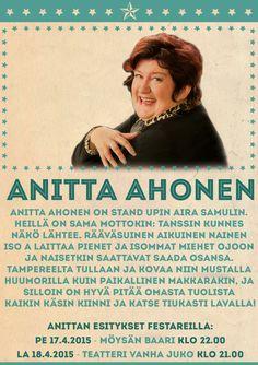 Lahti stand up 2015