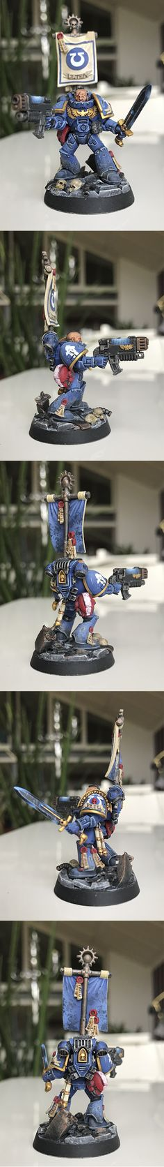 Sergeant of the Ultramarines