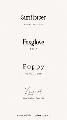 What are the best free font sites? There's so many sites to download free fonts! It can be hard to choose the best font combinations for your business, logo or creative work. We did the hard work for you and put together a list of the best free boho fonts. Boho fonts can be great to combine with another more casual serif font. We love using the best boho fonts for logos and web pages. If your brand is a free-spirit, then these boho fonts are perfect. Good Fonts For Logos, Free Typography Fonts, Best Free Fonts, Font Free, Creative Typography, Creative Fonts, Free Fonts Download, Free Logo, Typography Design