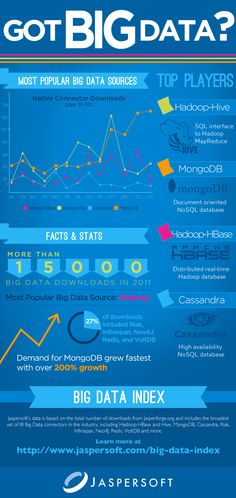Got Big Data (Big Data Index) Infographic
