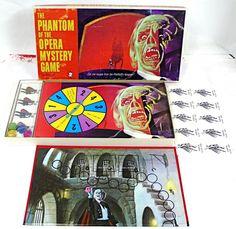 The Phantom of the Opera Board Game