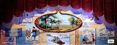 D302 Vaudeville Olio 17' x 43'