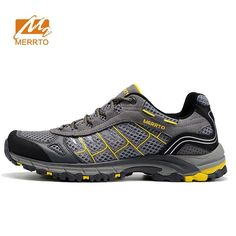 Famous Brand Men s Summer Sports Outdoor Hiking Trekking Shoes Sneakers For  Men Mesh Breathable Climbing Mountain Shoes Man 8f99ba6bafef