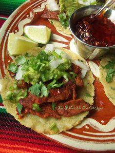 Mexican Cecina~Prepared Two Ways - La Piña en la Cocina Mexican Dishes, Mexican Food Recipes, Beef Recipes, Vegetarian Recipes, Ethnic Recipes, Marinated Beef, Grilled Beef, Slow Cooked Beef, Bulgogi