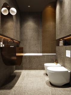 Bathroom decor inspiration homes decor interior design, hous Futuristisches Design, Deco Design, Design Ideas, Gold Home Decor, Gothic Home Decor, Decor Interior Design, Interior Decorating, Architecture Design, Residential Architecture