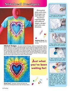 Make A Tie, How To Tie Dye, Tie Dye Tips, Tie Dye Folding Techniques, Diy Tie Dye Designs, Ty Dye, Tie Dye Heart, Shibori, Diy Tie Dye Shirts