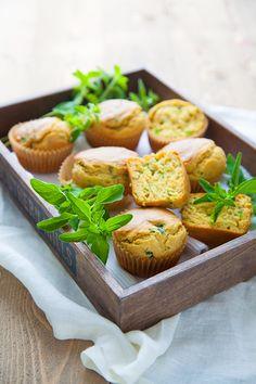 Muffins Salés aux Herbes {5 recettes vegan et rustiques pour l'été ☀️} - 100 % Végétal | Cuisine Vegan