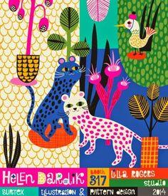 print & pattern: SURTEX 2014 - lilla rogers studio