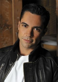 Danny Pino. This is what my hero looks like. Dr. Carlos Medina.