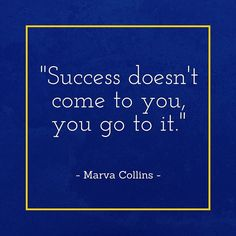 Success is defined in many ways. Some people define it in monetary terms. Others define it by their sense of fulfillment. Either way, you have to define your success and do what is necessary to achieve it.  #MotivationMonday #CazCollege #success