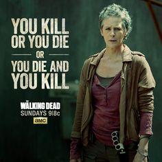 The Walking Dead/Carol