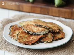Eggplant Parmesan (keto)    Eggplant Parmesan makes a great snack or side dish. If you follow a vegetarian keto diet, you can make it into ...