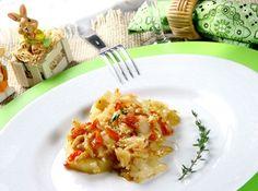 Bacalhau da Ofélia é a receita perfeita para as festas de fim de ano! #bacalhau…