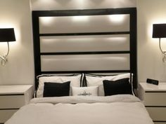 30 Amazing Modern Headboard Designs For Awesome Bedroom Idea