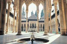 19. Revel in the majesty of Alhambra in Granada, Spain