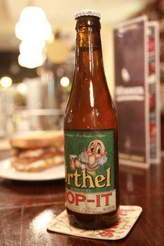 Cerveza Urtel hop-it, Indian Pale Ale (IPA) de estilo belga, de 9,5º