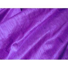 Deep Purple Blue  Violet Iridescent Dupioni Silk Fabric