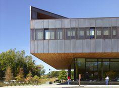 Zero Net Energy Building, John W. Olver Transit Center | Charles Rose Architects