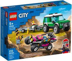 All Lego, Lego For Kids, Buggy, Trailer Ramps, Construction Lego, Shop Lego, Free Lego, Offroader, Lego Models