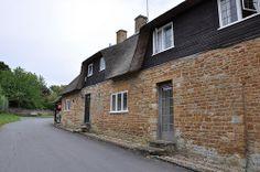 Cotswold cottages Adlestrop -328