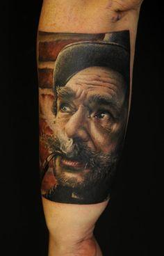 ~ ♥ Tattoo by Florian Karg at Vicious Circle Tattoo in Bayern, Germany ♥ ~