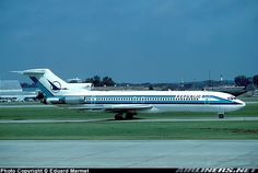 Hughes Airwest was acquired by the newly-formed Republic Airlines, which was comprised of North Central and Southern Airways, in 1979.