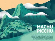 Machu Picchu by Daniele Simonelli