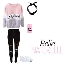 """""""Untitled #6"""" by albertenowak on Polyvore featuring beauty and adidas"""