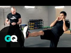 MUAY THAI: Upper Body Workout - GQ's Fighting Weight Series