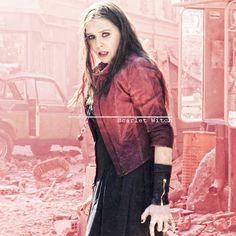Scarlet Witch // Wanda Maximoff // Avengers: Age of Ultron