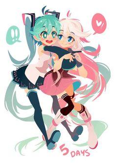 Imagenes Anime - V O C A L O I D