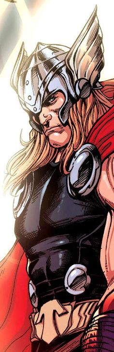 Thor by Stefano Caselli