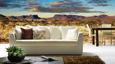Kalahari Desert Wall Mural | Eazywallz