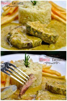 Clássico francês, o Filé ao Molho Mostarda é um prato sem grandes segredos de preparo. Exatamente por isso, eu o escolhi para meu jantar hoje! Estou com uma gripe, daquelas! Imagina uma pessoa…