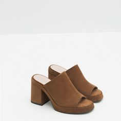 STEP-IN SANDALS-View all-Shoes-WOMAN | ZARA United States
