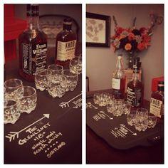 eat.sleep.MAKE.: CRAFT: Whiskey Tasting Set