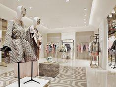 Diamond Dazzle Stores by Reggiani, Beijing & Shanghai – China » Retail Design Blog